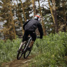 Athlete Mountain Biker
